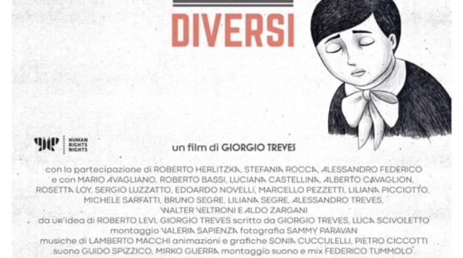 "Documentario ""1938 - Diversi"" Giorgio Treves Sassello"
