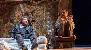 """""""Don Giovanni"""" Molière Teatro della Corte"""