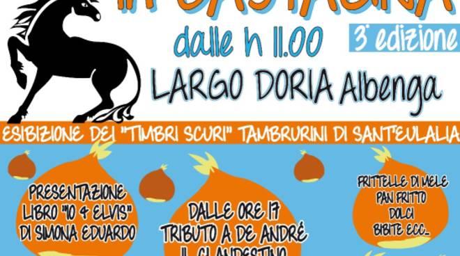 """""""Fatti prendere in castagna"""" Quartiere Sant'Eulalia Albenga 2018"""