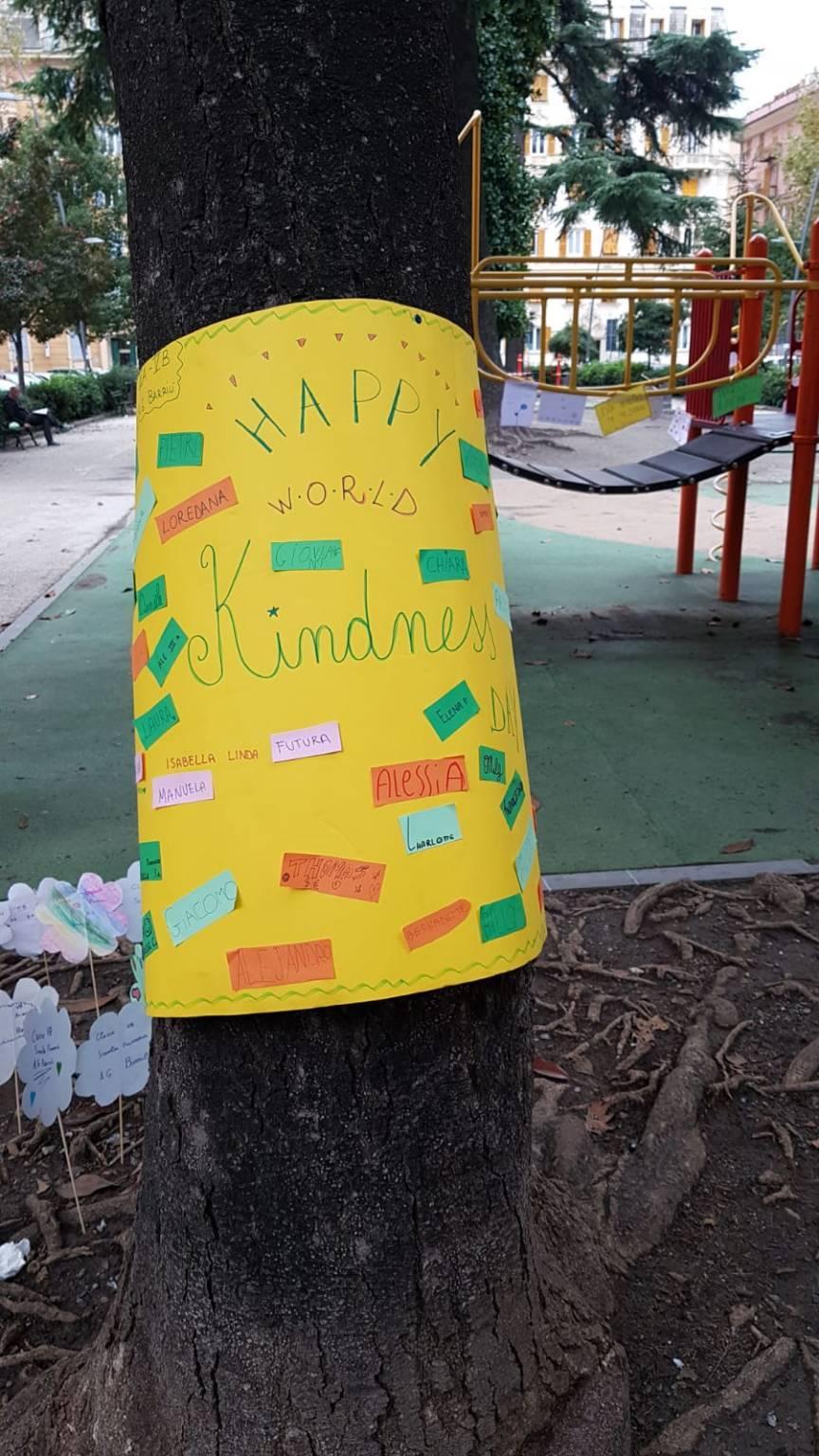 Giornata gentilezza bambini