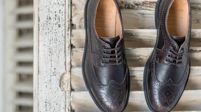 grandi scarpe italiane Bottega Senatore