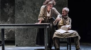 """""""I miserabili"""" Victor Hugo Teatro della Corte"""