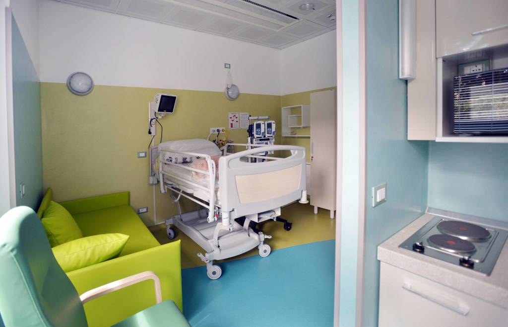 inaugurazione hospice gaslini