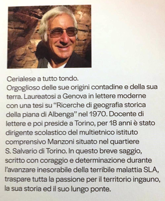"""Libro """"Il Pontelungo - Albenga e il suo fiume"""" Bernardo Ascoli"""