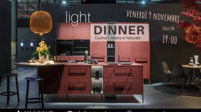 """Light Dinner"" aperitivo Rosanna Chef Savona"