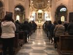 Loano, nella parrocchia di San Giovanni Battista l'ultimo saluto a Roxana Karin Zenteno Borja