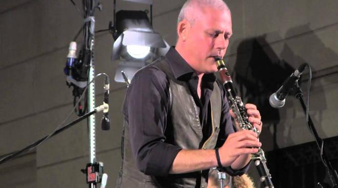 Mauro Negri musicista