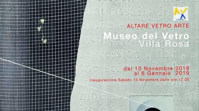"""Mostra """"Angelo Cagnone - Il tragitto dell'occhio"""" Altare"""