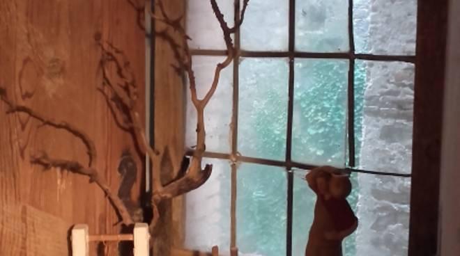 Mostra arte incisione vetro Savona