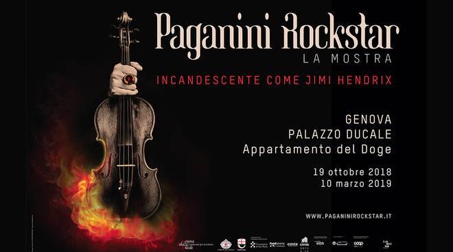 "Mostra ""Paganini Rockstar"""