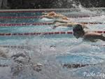Nico Sapio in vasca anche Federica Pellegrini