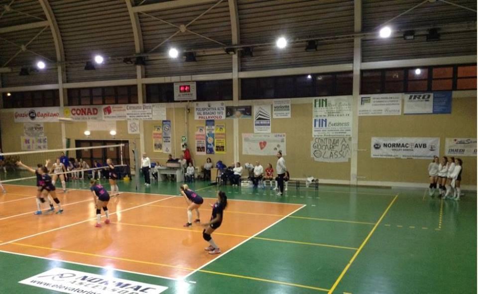 Normac Avb Genova – Lemen Volley Almenno