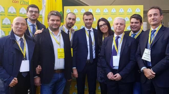 Nuovo presidente nazionale Coldiretti