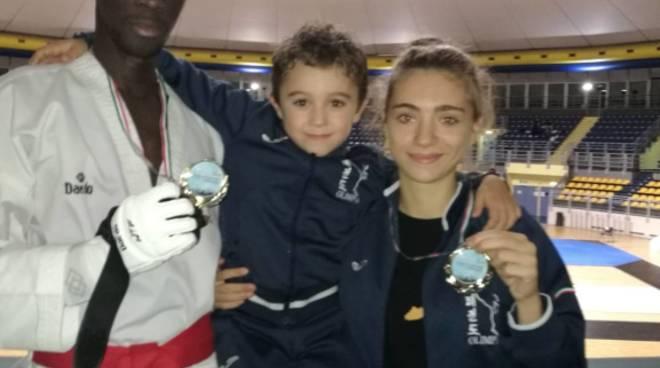 olimpia savona taekwondo