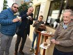 Panino ventre Alassio street food