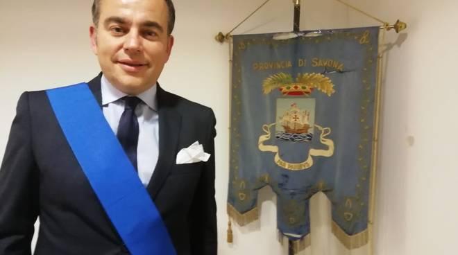 Pierangelo Olivieri Presidente Provincia