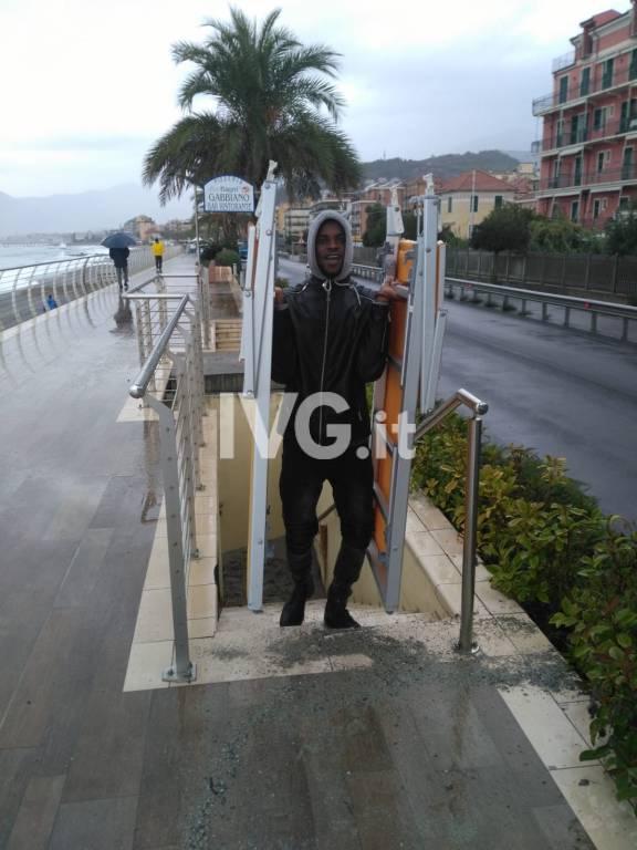 Pietra e Loano, i richiedenti asilo hanno giocato un ruolo chiave per superare l'emergenza