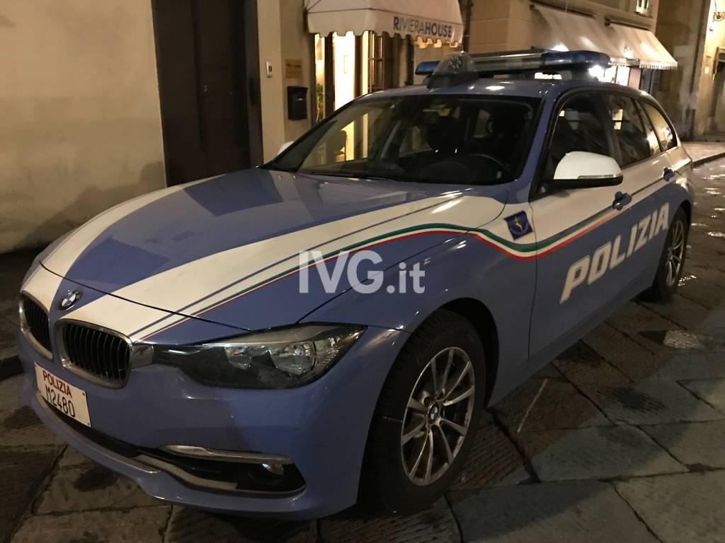 Polizia di Stato notte generica