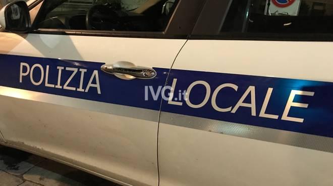 Polizia locale notte generica