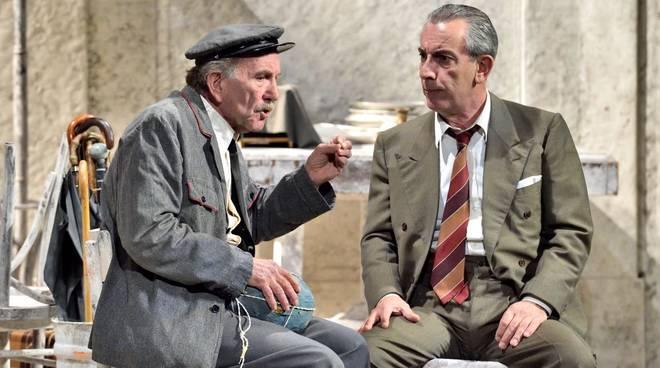 """""""Questi fantasmi!"""" Eduardo De Filippo Teatro della Corte"""