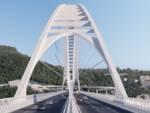 Ricostruzione ponte, i progetti Cimolai-Calatrava