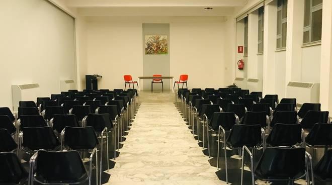 Sala Cappa Città dei Papi Savona