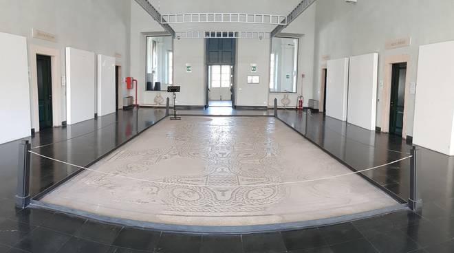 Sala del Mosaico Palazzo Doria Loano