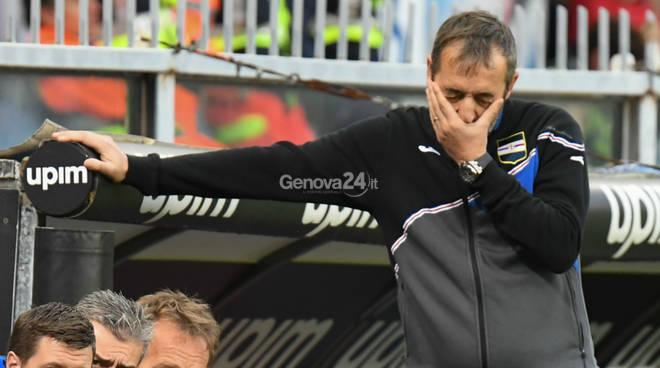 Sampdoria vs Torino  Serie A