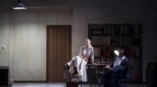 """Scene da un matrimonio"" Ingmar Bergman Teatro della Corte"