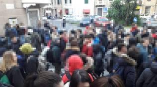 sciopero studenti scientifico