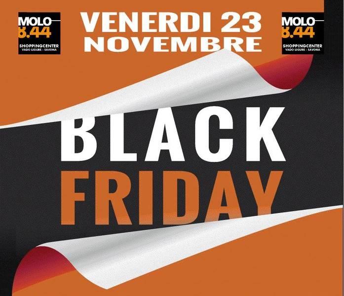 Black Friday 2018 Molo 8.44 Vado Ligure