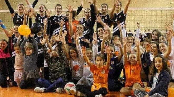 Serie B2: il derby genovese tra Serteco Volley School e Normac AVB