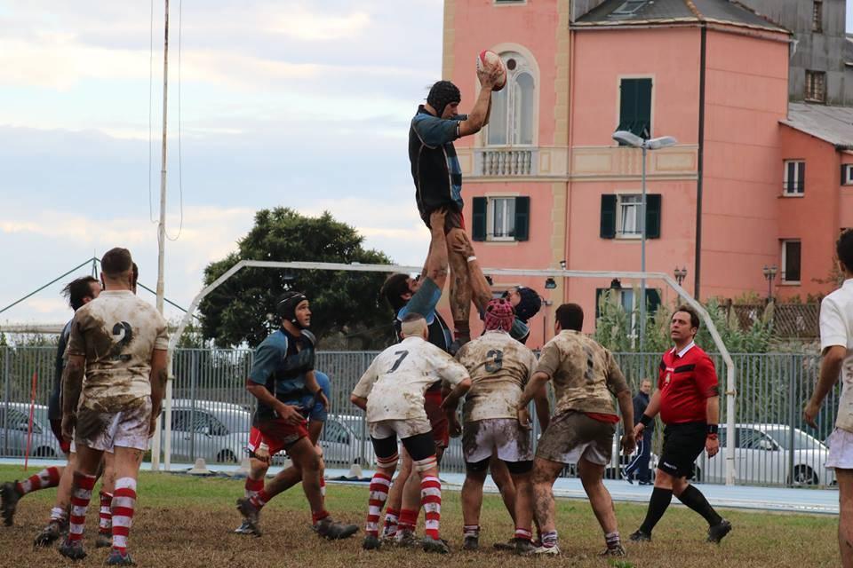 Serie C1: Savona Rugby vs Cus Genova Cadetta