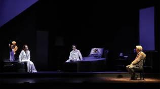 """""""Un momento difficile"""" Massimo Dapporto Teatro della Corte"""
