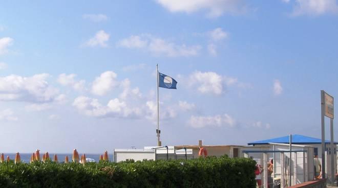 Ceriale Bandiera Blu