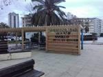 Vandali Giardini Fornaci Savona