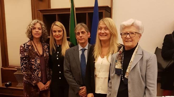 Stefania Pucciarelli commissione diritti umani Senato
