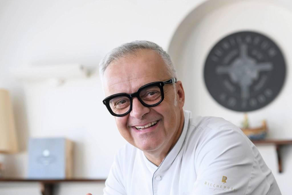 Giuseppe Ricchebuono Vescovado Noli