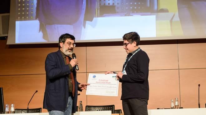 Premio Borghi Simone Frattini