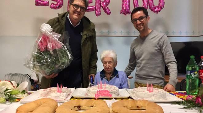 Compleanno Ester Prato Loano