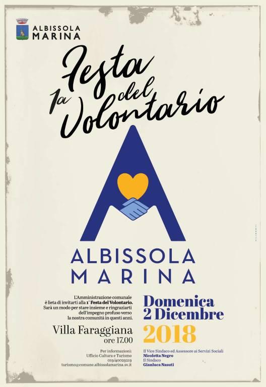 Festa Volontariato Albissola Marina