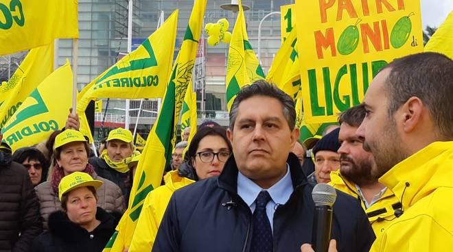 Toti Coldiretti Genova