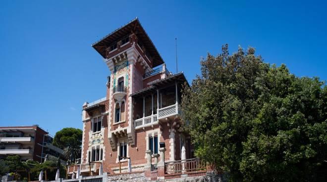 Villa Chiossone Genova