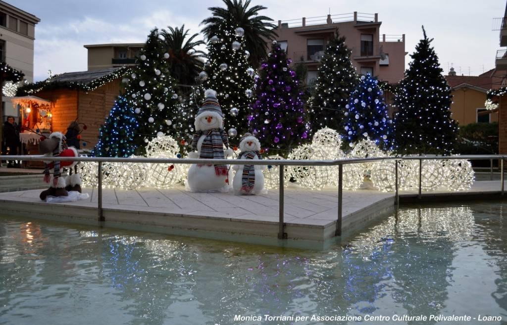 Villaggio Magie di Natale Loano 2018