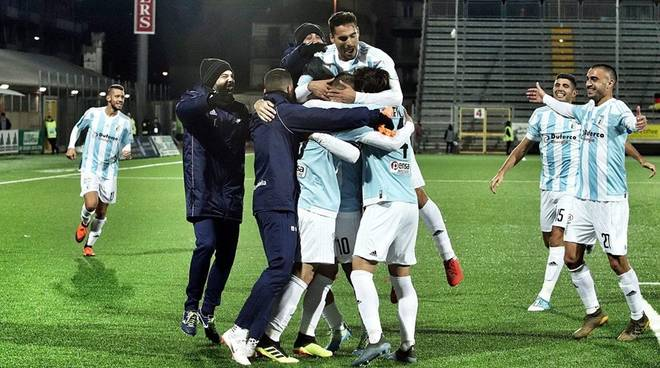 Virtus Entella vs Alessandria