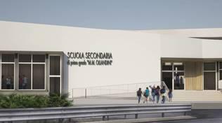 """Alassio, presentazione del progetto delle nuove scuole Medie """"Ollandini"""""""