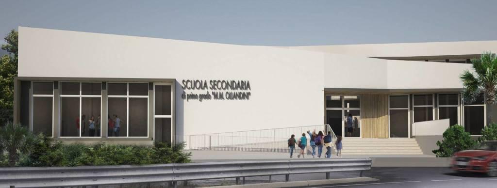 Alassio, presentazione del progetto delle nuove scuole Medie