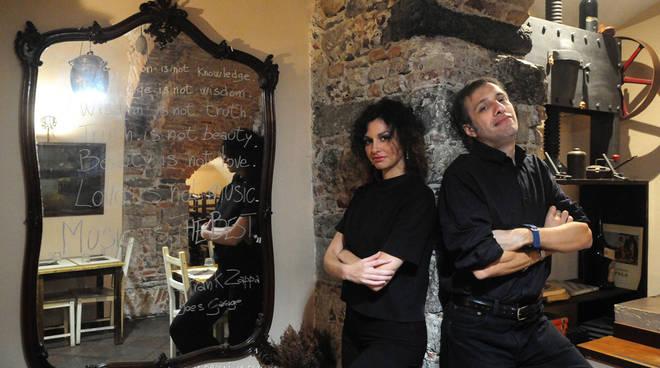 Alberto Luppi Musso e Alexia Brancato