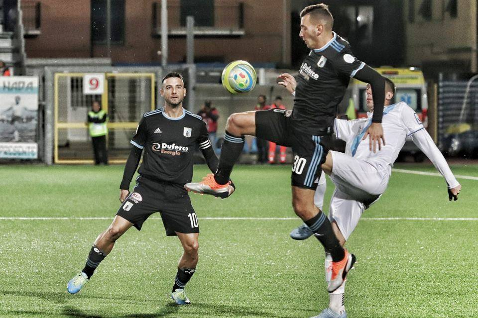 Albissola vs Virtus Entella