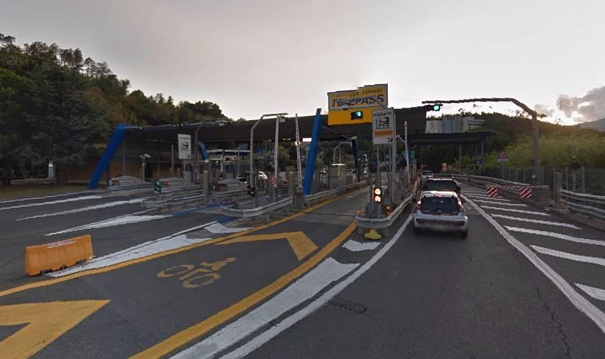 arenzano casello autostrada a10